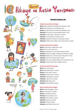 Mansiyon - Gonca Dergisi