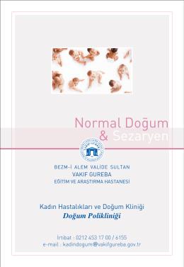 doğum şekli - Dr. Munise Özcan ASM