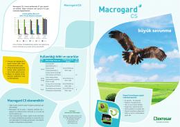 Macrogard CS