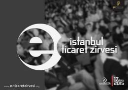 Sponsorluk Tanıtım Dosyası - İstanbul E