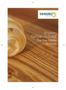 Dendro 2015 Ürün Katalogu