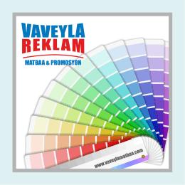 E-Katalog - Vaveyla Matbaa