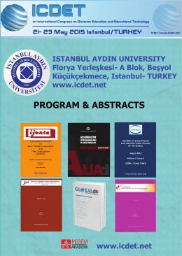ISTANBUL AYDIN UNIVERSITY Florya Yerleşkesi