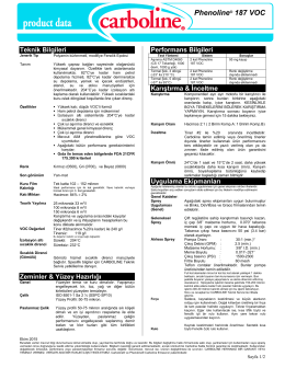 Phenoline 187 VOC PDS (tr)