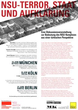 MÜNCHEN - Rosa-Luxemburg