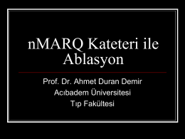 Dr. Ahmet Duran Demir