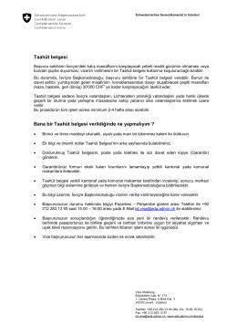Taahhüt belgesi ile bilgilendirme (PDF, Seite 1, 30.9 kB, )