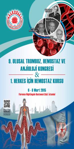 duyuru için tıklayınız. - Türk Hematoloji Derneği