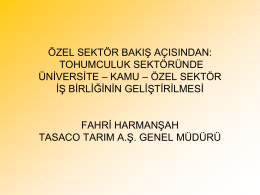 Fahri HARMANSAH