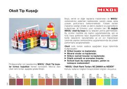 Oksit Tip Kus¸agˇı Maler