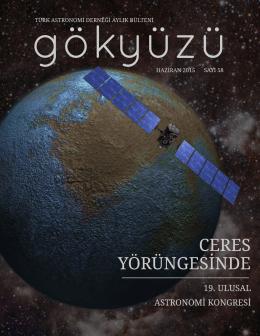 GÖKYÜZÜ – Sayı 58 – Haziran 2015