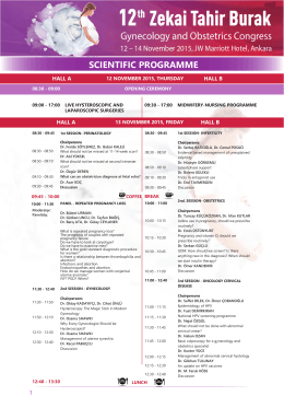 Please click to Scientific Programme in PDF format