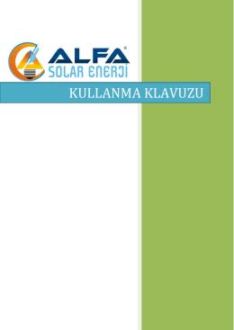 İndir - Alfa Solar Enerji A.Ş.