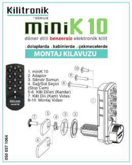 Montaj - Kilitronik