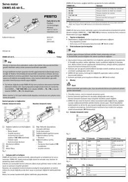 Servo motor EMMS-AS-40-S…