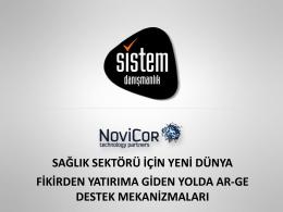 Expomed Novicor Firma Sunumu