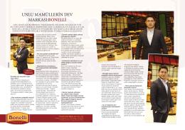 Röportaj: Bonelli İş Geliştirme Müdürü Orçun