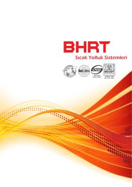 BHRT Sıcak Yolluk Sistemleri