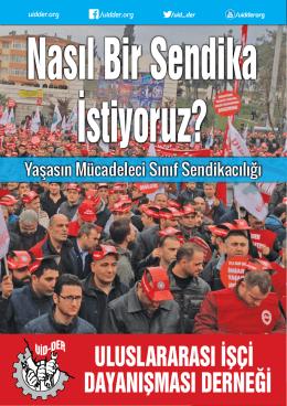 Uluslararası İşçi Dayanışması Derneği