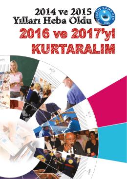 broşürü okumak için tıklayınız - Türkiye Kamu-Sen