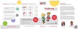 Förderung 2.0 - Die Wiener Volkshochschulen