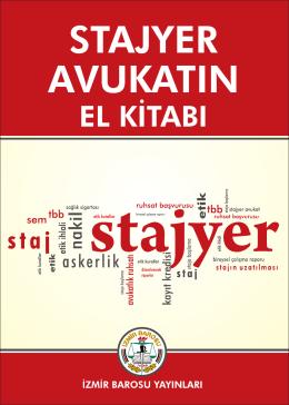 Stajyer Avukatın El Kitabı