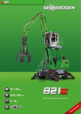 M - SENNEBOGEN Maschinenfabrik GmbH