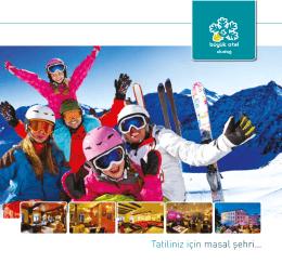 e-katalog - Büyük Otel Uludağ Web Sitesi