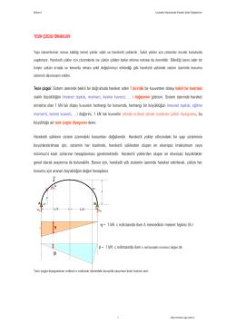 Tesir çizgisi: Tesir çizgisi: Sistem üzerinde belirli bir doğrultuda