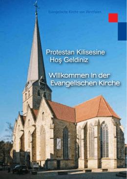 Protestan Kilisesine Hoş Geldiniz - Evangelische Kirche von Westfalen