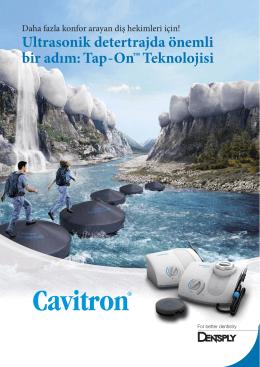 Cavitron® - DENTSPLY Türkiye