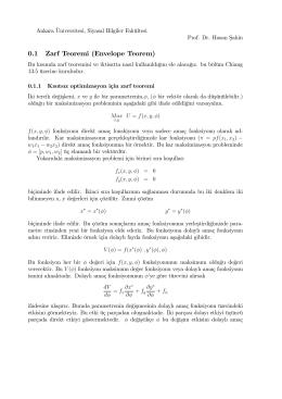 arf Teoremi