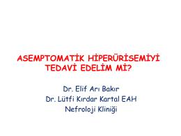 Dr. Elif Bakır