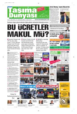 Taşıma Dünyası Gazetesi-194 PDF 13