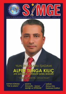 uluslararası basın yayın birliği dergisi