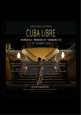 Küba - Özge Ersu
