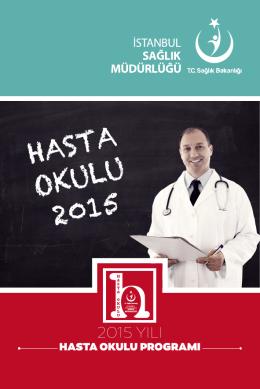 """""""Hasta Okulu"""" programı - Bakırköy Ruh ve Sinir Hastalıkları Hastanesi"""