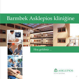 Barmbek Asklepios kliniğine