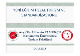 Helal Turizm - GIMDES Halal Certification