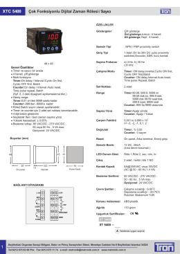 XTC 5400 1