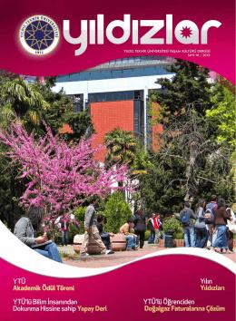 etkinlik - Yıldız Teknik Üniversitesi Vakfı