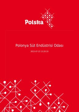 Polonya Süt Endüstrisi Odası