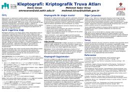 Kleptografi: Kriptografik Truva Atları