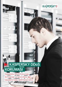 KaspersKy DDos Koruması