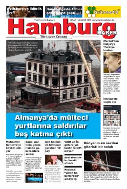 HamburgHaber Gazetesi