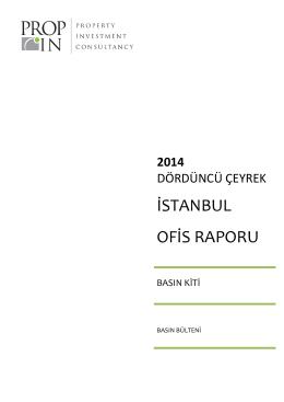 Istanbul_Ofis_Pazari_2014_4.C_Basin_Bulteni_ozet