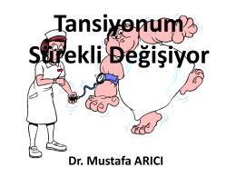Dr. Mustafa Arıcı