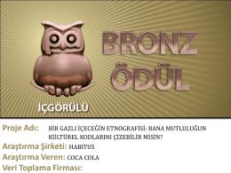 Gümüş Ödül - Habitus