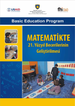 2 - Kosovo Basic Education Program