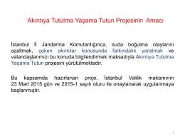 Ayrıntılı Bilgi için Tıklayınız - İstanbul İl Jandarma Komutanlığı